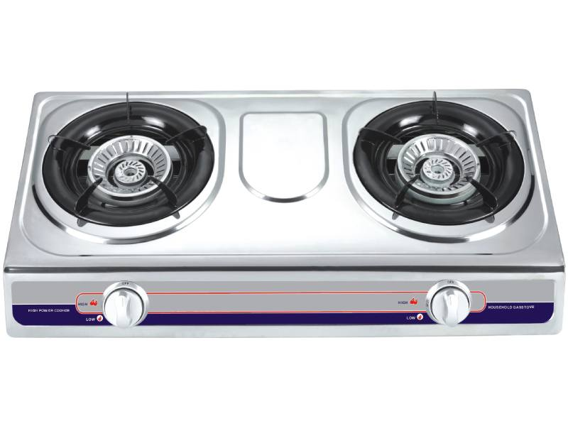 Stainless Steel Gas Cooker YD-GC206