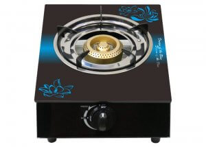 YD-GCG103 Glass Top Gas Cooker