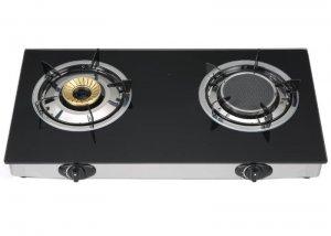 YD-GCG218 Glass Top Gas Cooker