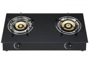 YD-GCG226 Glass Top Gas Cooker