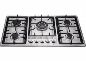 YD-GH501 Five Burners Gas Hob